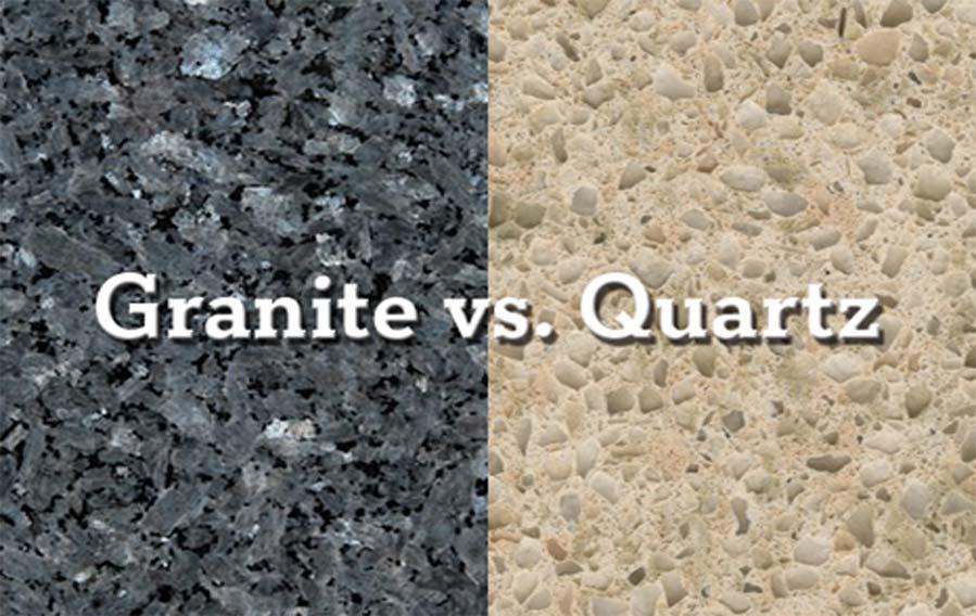 Granite Vs Quartz Countertops Stonehenge